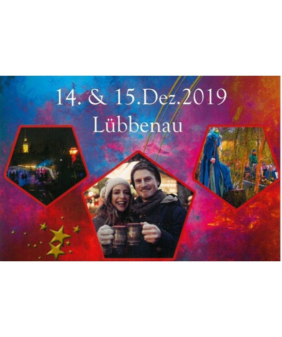 15. Dezember 2019: Spreewald Adventszauber - eine winterliche Theater-Kahnfahrt