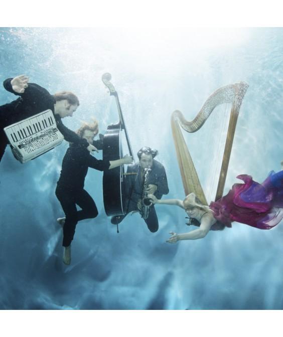 15. Juli 2021: Spreewaldkonzerte 2021 QUADRO NUEVO - Wunder Welt Musik