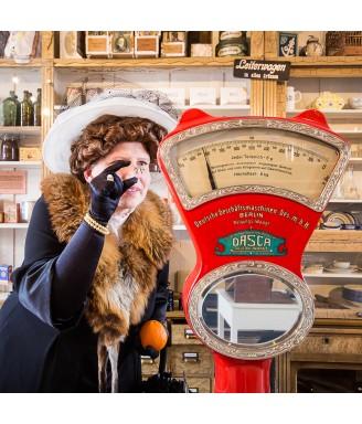 Frau Bürgermeisterin geht shoppen - eine Erlebnisführung