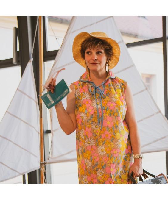 Mittwoch: Frau Krause macht Urlaub - eine Erlebnisführung