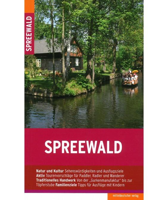 Spreewald - Tipps, Ausflugsziele und Detailkarten