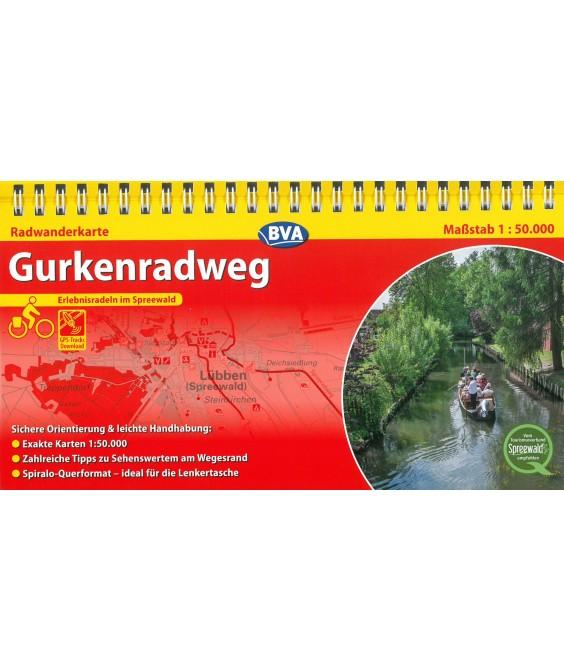Gurkenradweg - Erlebnisradeln im Spreewald