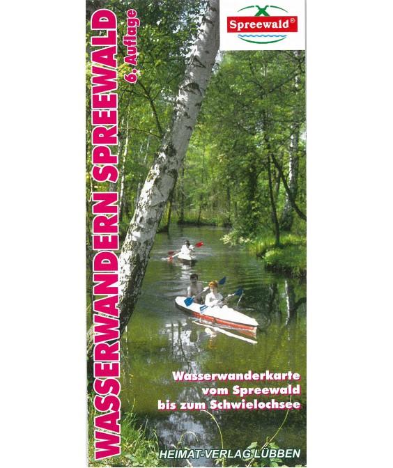 Wasserwandern Spreewald - Heimatverlag Lübben